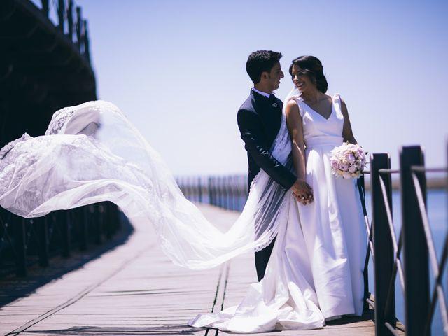 La boda de Antonio y Mª Del Carmen en Lepe, Huelva 1