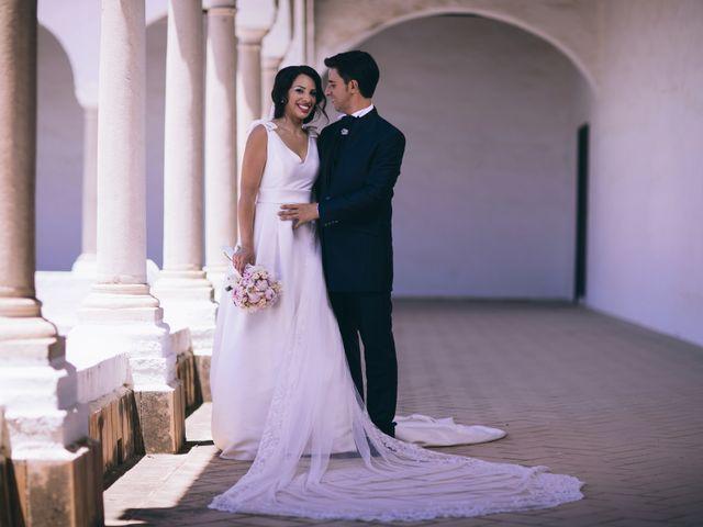 La boda de Antonio y Mª Del Carmen en Lepe, Huelva 48