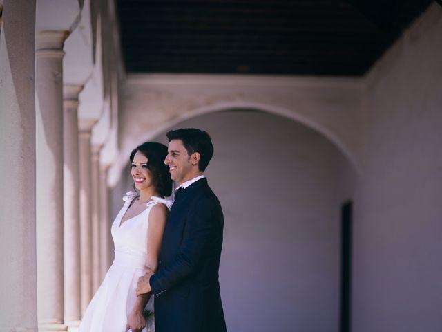 La boda de Antonio y Mª Del Carmen en Lepe, Huelva 49