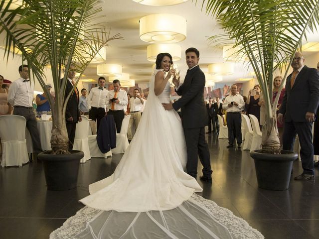 La boda de Antonio y Mª Del Carmen en Lepe, Huelva 69