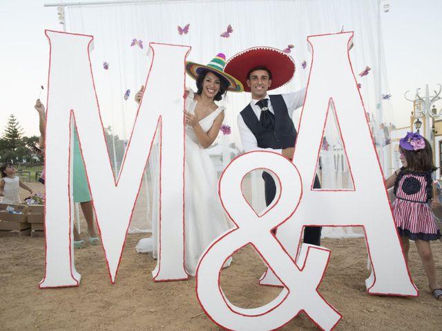 La boda de Antonio y Mª Del Carmen en Lepe, Huelva 73