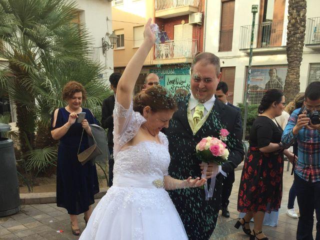 La boda de Ricardo y Sara en Valencia, Valencia 3
