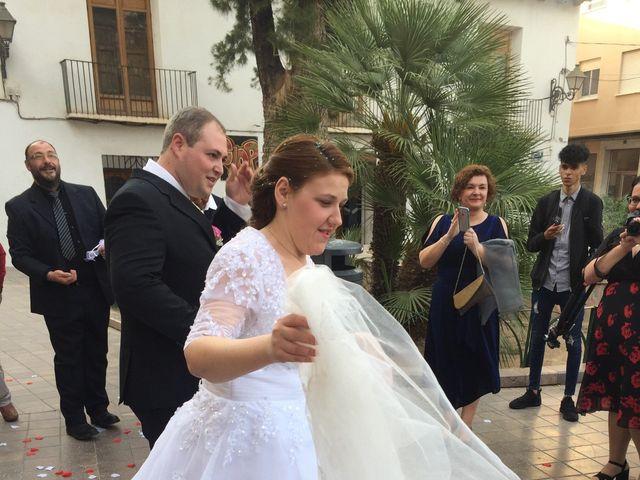 La boda de Ricardo y Sara en Valencia, Valencia 4
