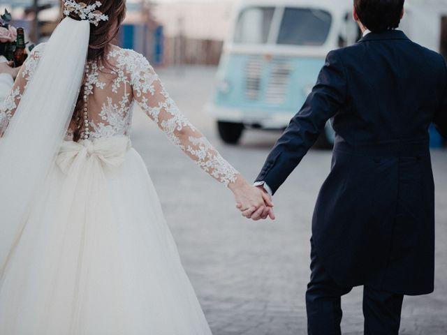 La boda de Javier  y Keki en Murcia, Murcia 1