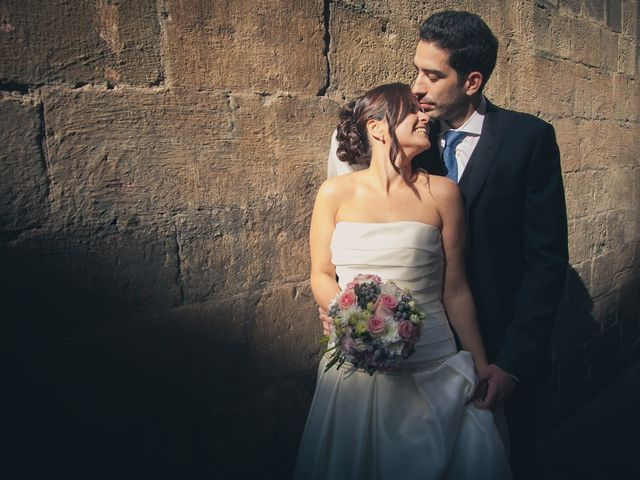La boda de Amelia y Víctor