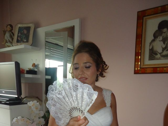 La boda de Marcos  y Angeles  en Cuenca, Cuenca 5