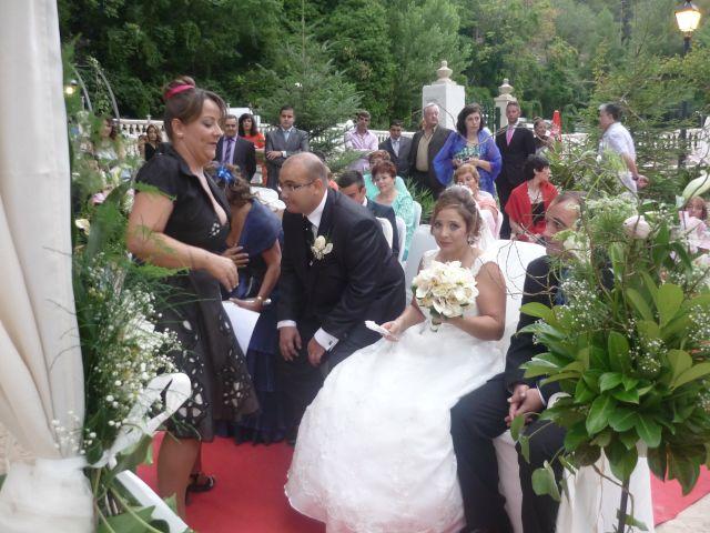 La boda de Marcos  y Angeles  en Cuenca, Cuenca 9