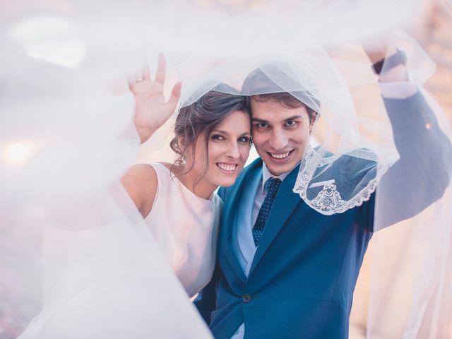 La boda de Sofía y Juanpe