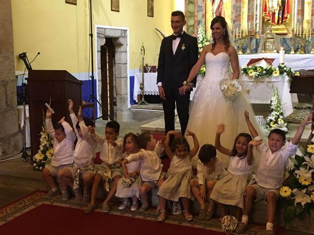 La boda de Nacho y Isabel en Marín, Pontevedra 6