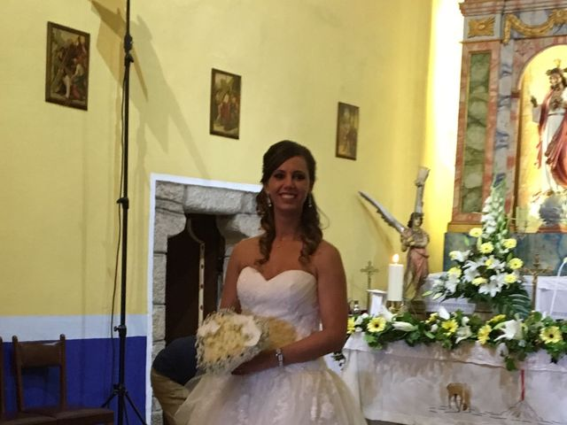 La boda de Nacho y Isabel en Marín, Pontevedra 8
