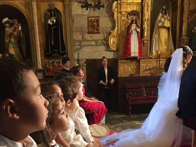 La boda de Nacho y Isabel en Marín, Pontevedra 11