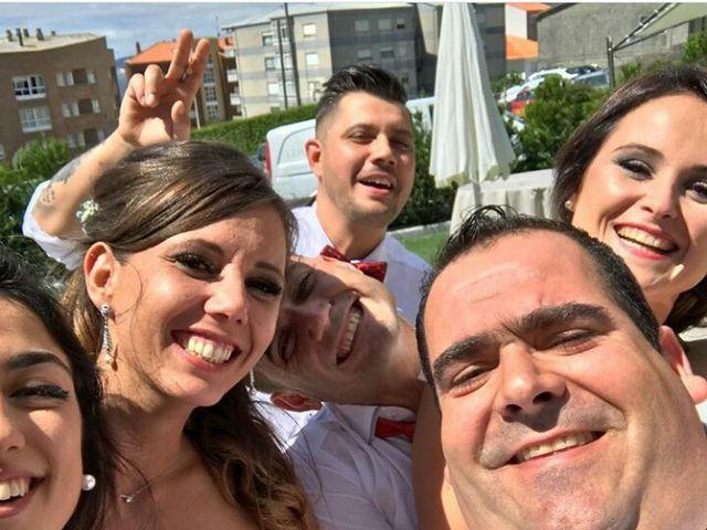 La boda de Nacho y Isabel en Marín, Pontevedra 12