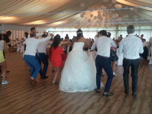 La boda de Nacho y Isabel en Marín, Pontevedra 13