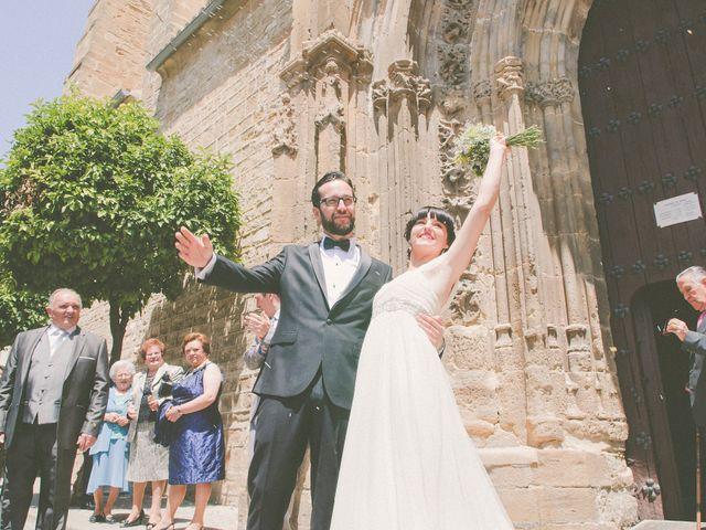 La boda de Carlos y Trini en Ubeda, Jaén 13
