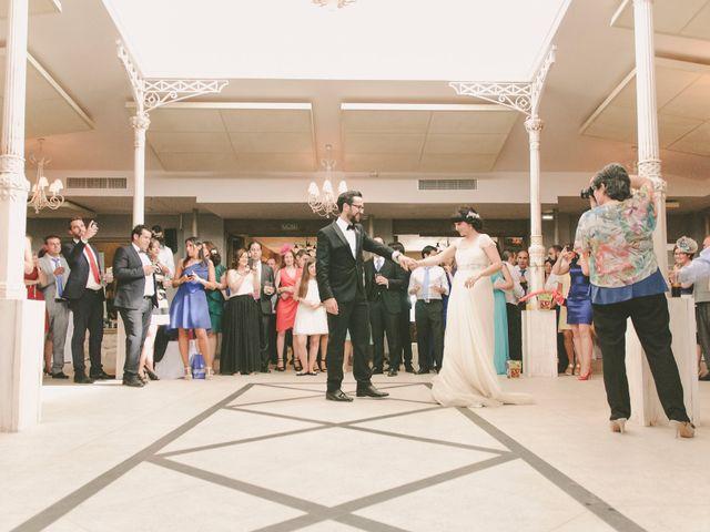 La boda de Carlos y Trini en Ubeda, Jaén 17