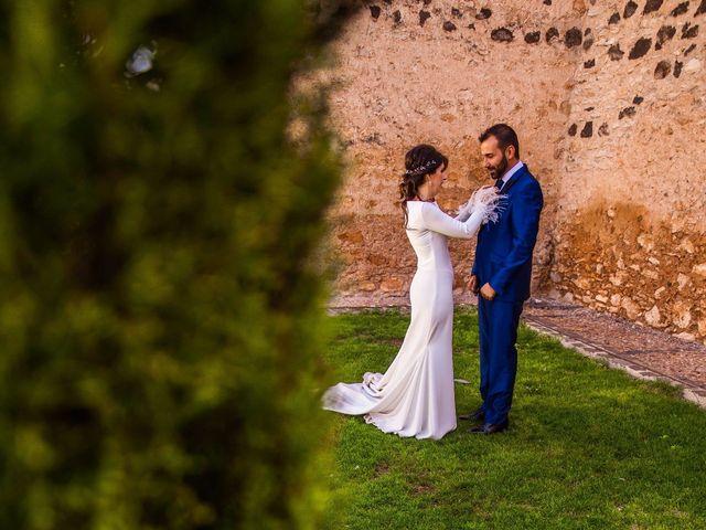 La boda de Toñi y Victor