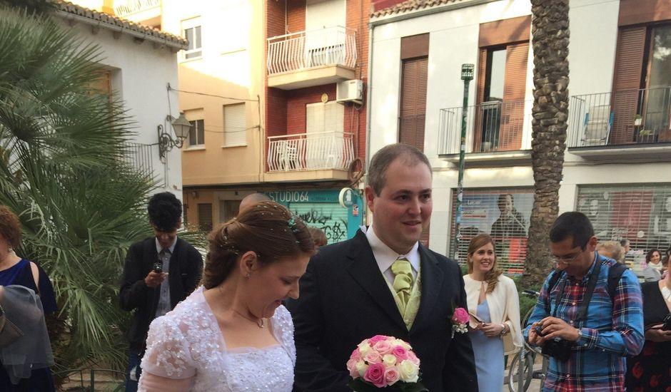 La boda de Ricardo y Sara en Valencia, Valencia