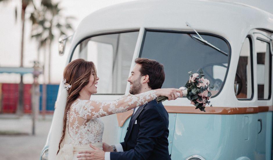 La boda de Javier  y Keki en Murcia, Murcia