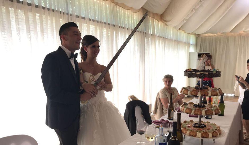 La boda de Nacho y Isabel en Marín, Pontevedra