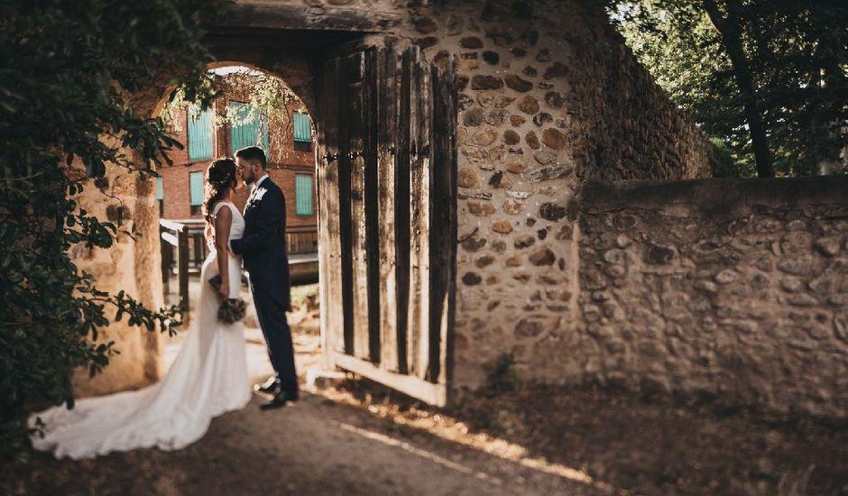 La boda de Maria  y Abel  en Carrizo De La Ribera, León