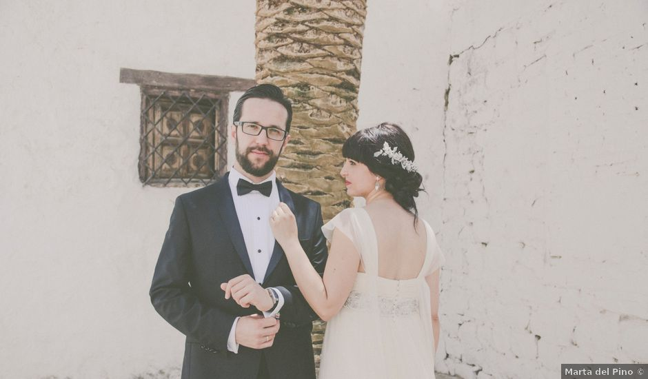 La boda de Carlos y Trini en Ubeda, Jaén