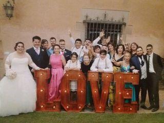 La boda de Lorena  y Roberto