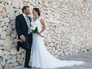 La boda de Rosa y Amador