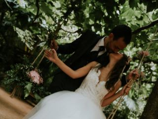 La boda de Judit y Albert 2