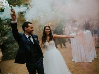 La boda de Judit y Albert