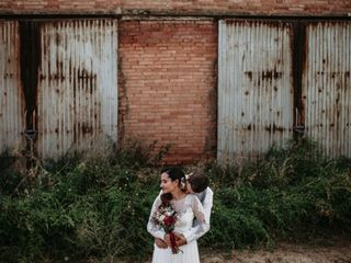 La boda de Noemí y Nacho