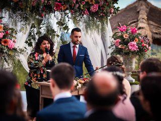 La boda de Jéssica y Adrián 1