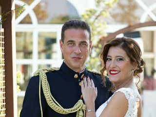 La boda de Natalia y Raul 1