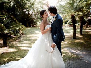 La boda de Lara y Iñaki