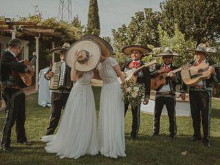 La boda de Bianca y Jenn