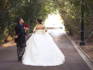 La boda de Esther y Marcos