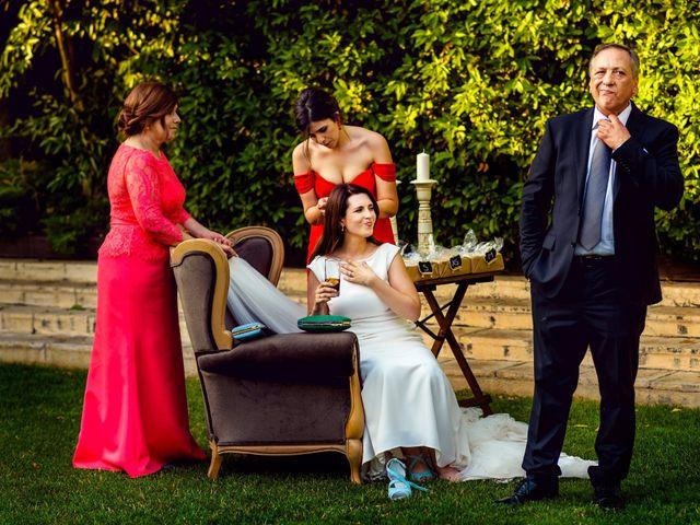 La boda de Miguel y Irene en Esquivias, Toledo 1