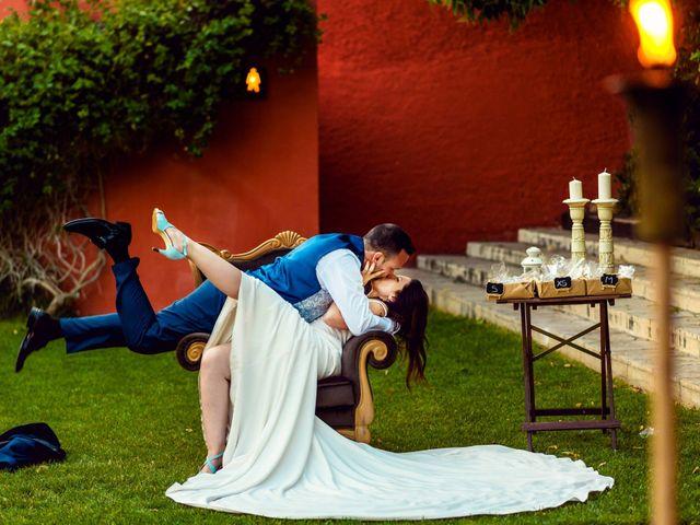 La boda de Miguel y Irene en Esquivias, Toledo 10