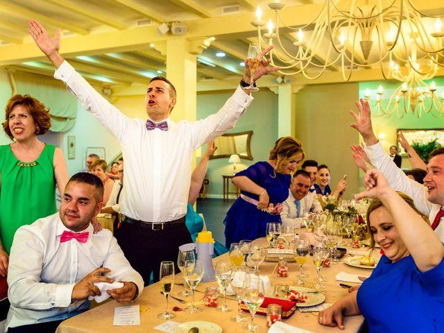 La boda de Miguel y Irene en Esquivias, Toledo 18