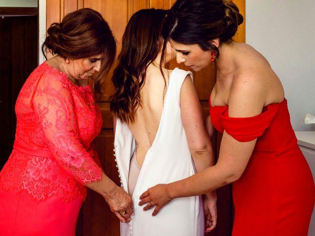 La boda de Miguel y Irene en Esquivias, Toledo 35