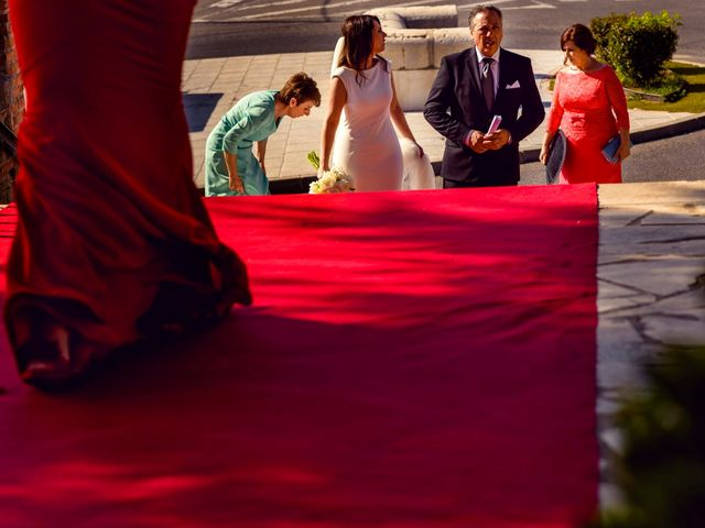 La boda de Miguel y Irene en Esquivias, Toledo 39