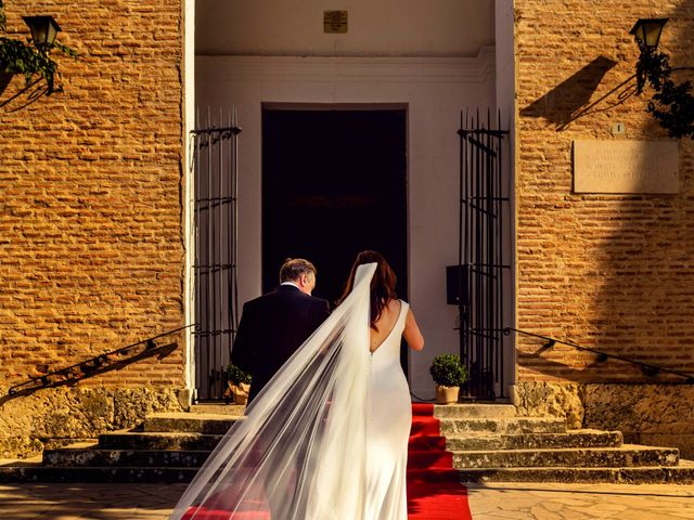 La boda de Miguel y Irene en Esquivias, Toledo 40
