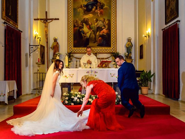 La boda de Miguel y Irene en Esquivias, Toledo 41