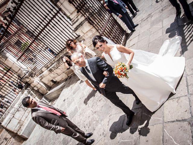La boda de Ana y Rossano