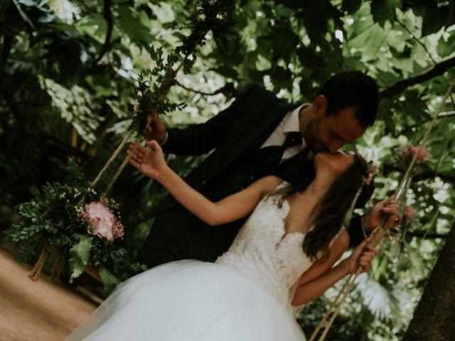 La boda de Albert y Judit en Arbucies, Girona 3