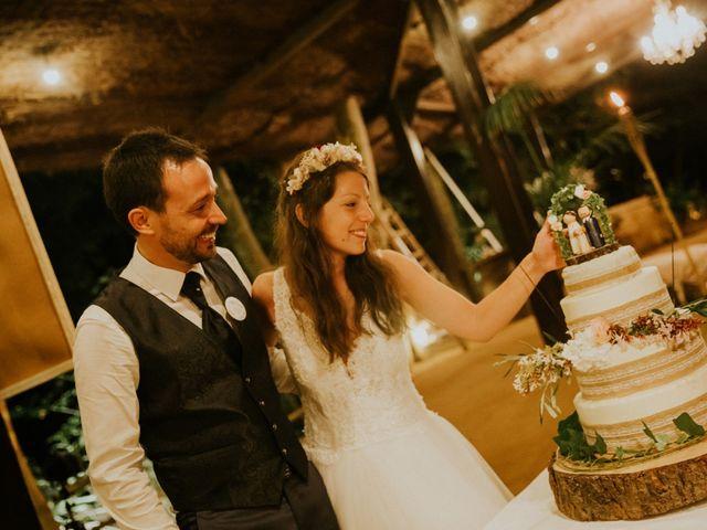 La boda de Albert y Judit en Arbucies, Girona 10