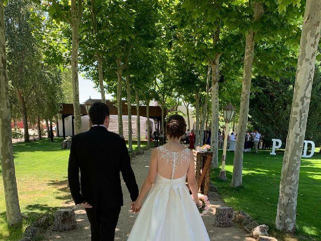 La boda de David y Patricia en Horcajo De Las Torres, Ávila 3
