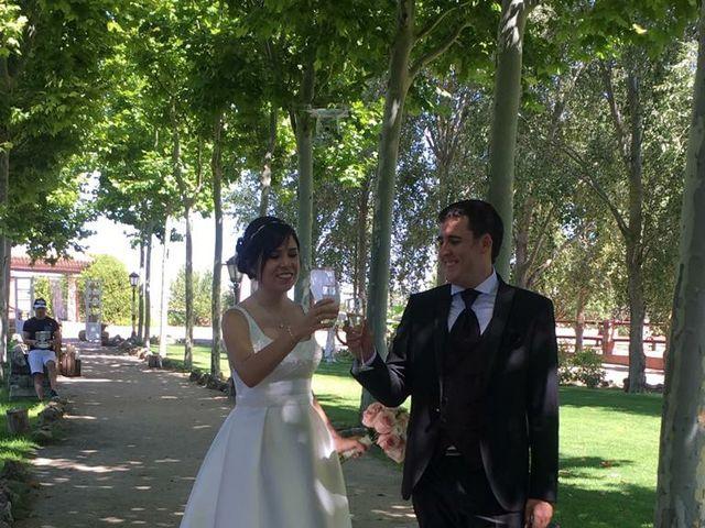 La boda de David y Patricia en Horcajo De Las Torres, Ávila 4