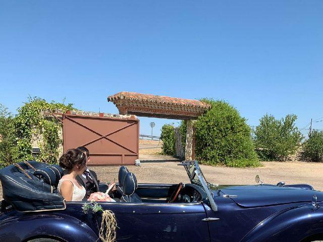 La boda de David y Patricia en Horcajo De Las Torres, Ávila 5