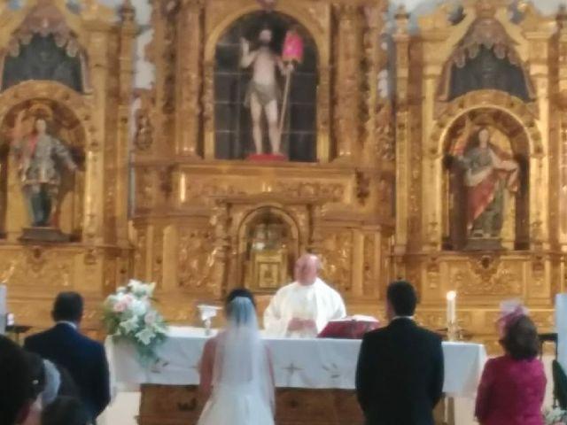 La boda de David y Patricia en Horcajo De Las Torres, Ávila 6
