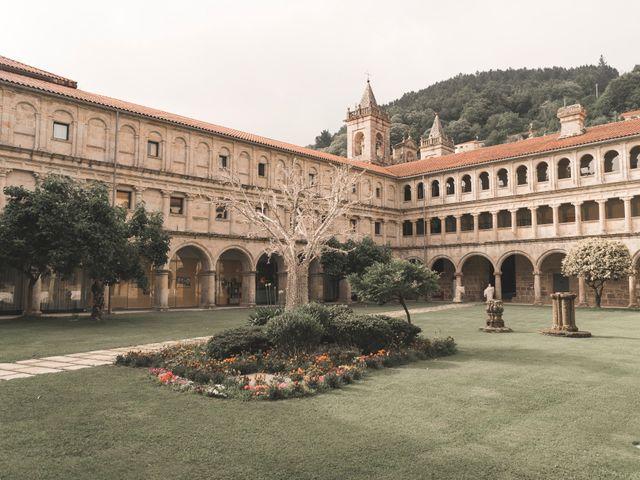 La boda de Daniel y Sara en Ourense, Orense 1